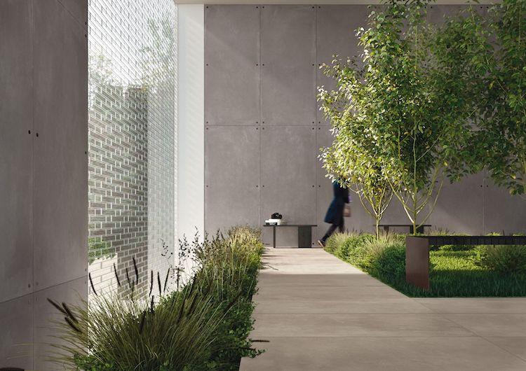Azuma outdoor tiles