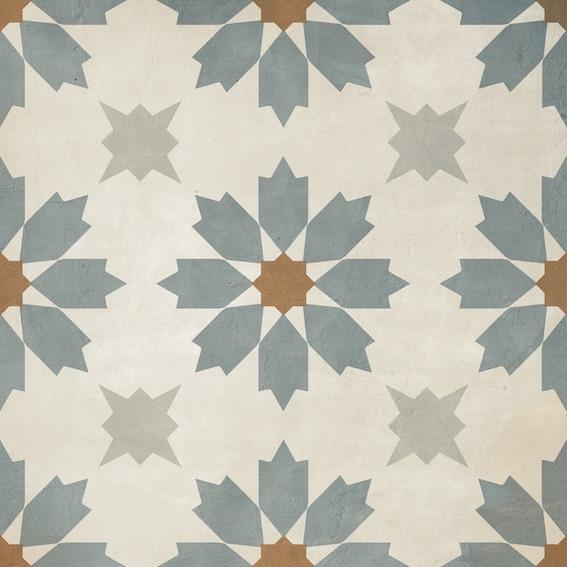 Bon Ton Arabesque vintage style tile