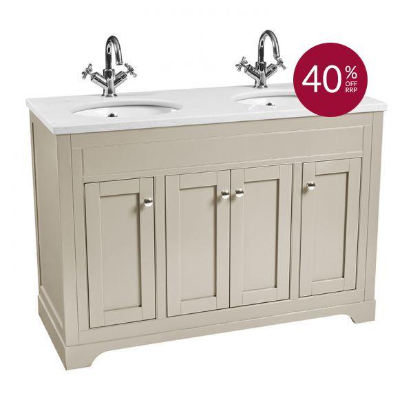 Marlborough 1200 double basin unit