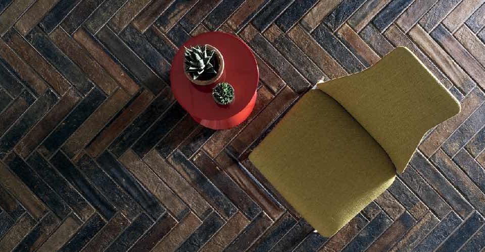 Measure for floor tiles