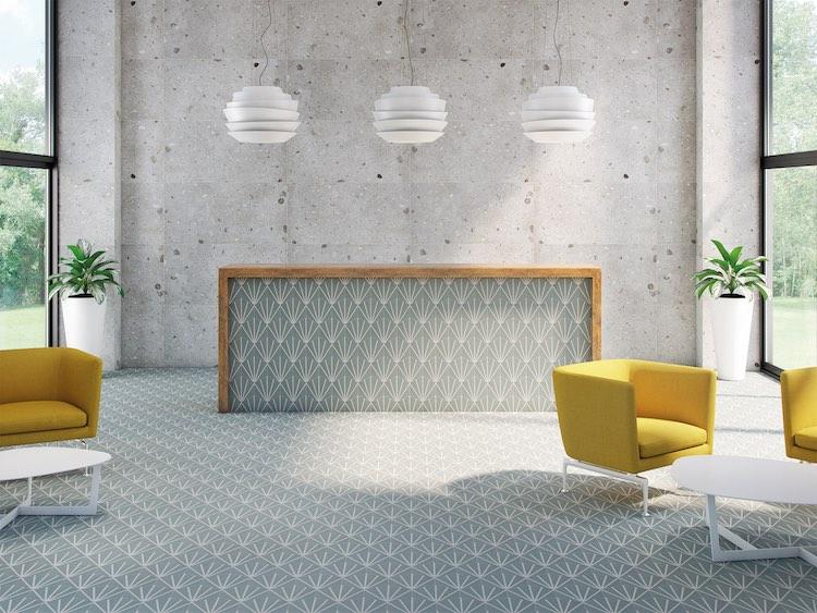 Murano hexagon tile