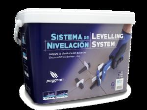 Peygran tile levelling system