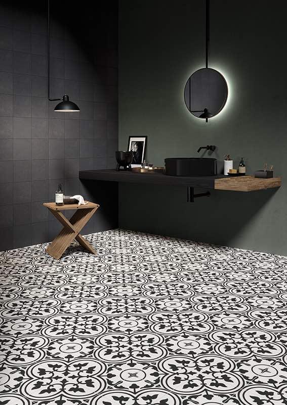 Unicom Starker Reverie vintage style tiles