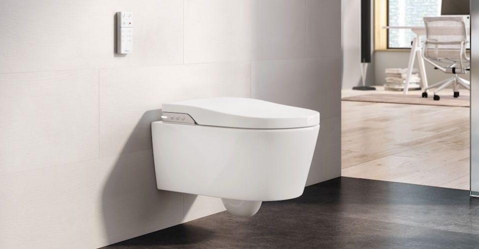 Roca smart toilet